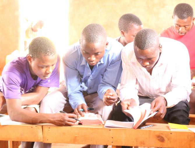 Scholarship Ministry