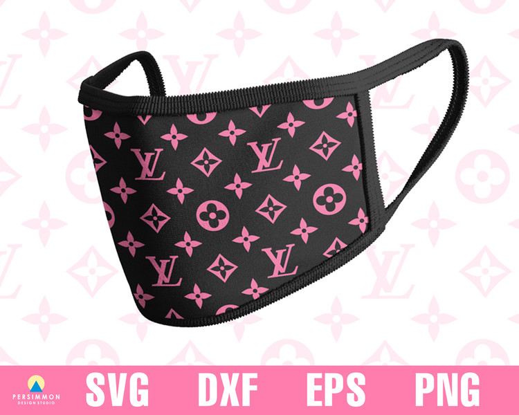 Lv Louis Vuitton Logo Svg 2 Colors Lv Pattern Svg Svg Files Hydn Studio