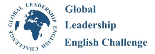 GLOBAL LEADERSHIP ENGLISH CHALLENGE Korea