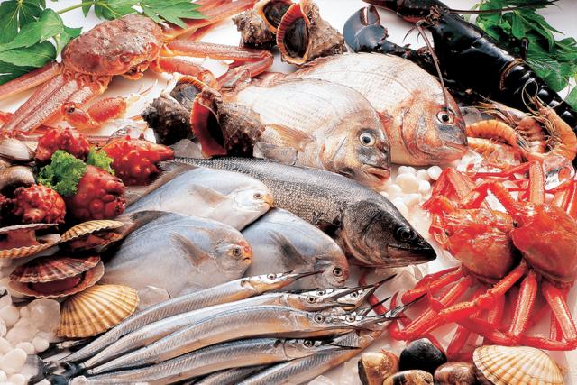 <b><font size=3>Sea Food อาหารทะเล</font></b>