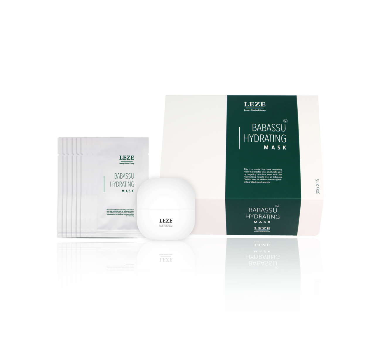 Babassu Hydrating Mask-L