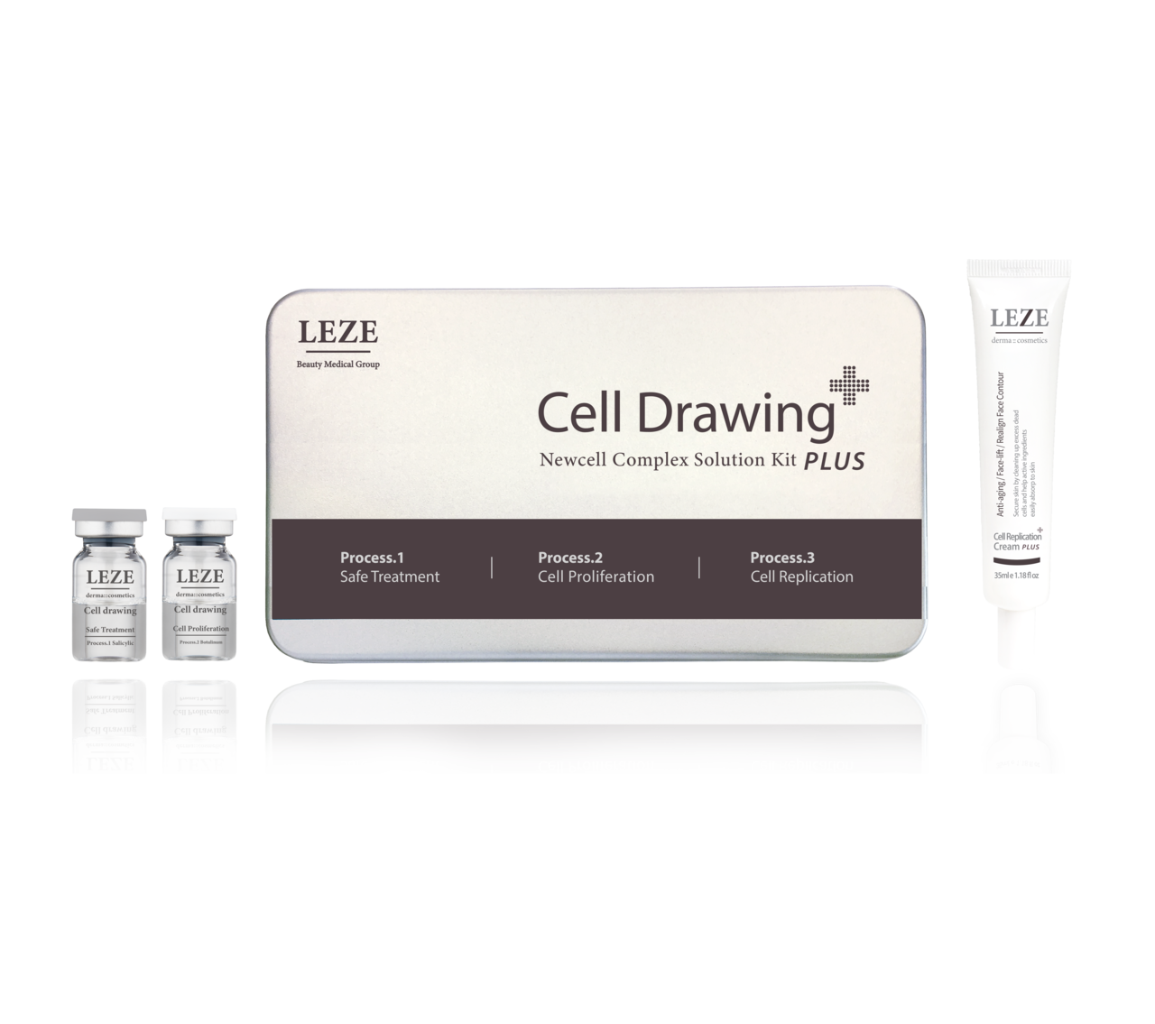 Cell Drawing Plus