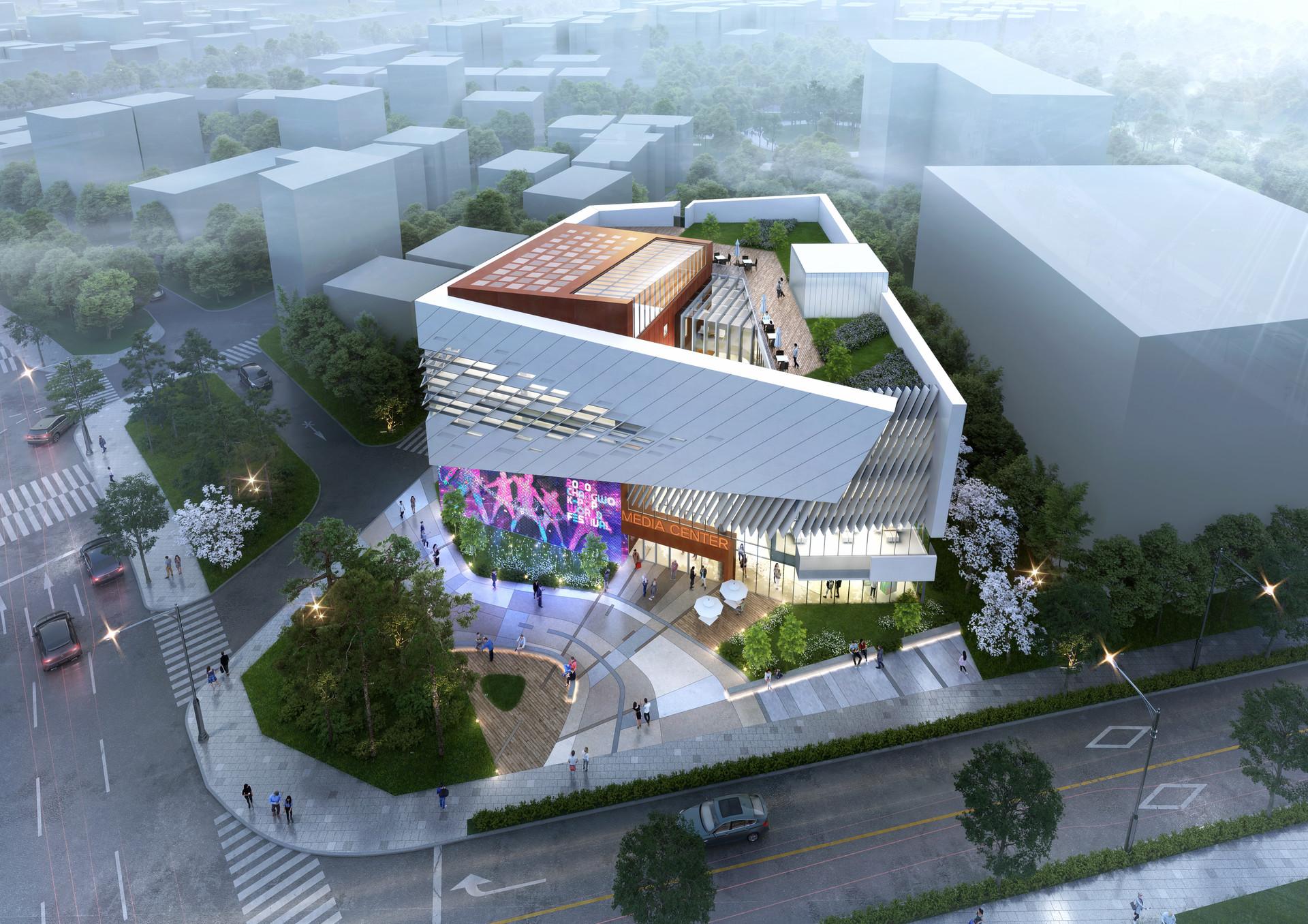 2020 경남미디어센터 설계공모