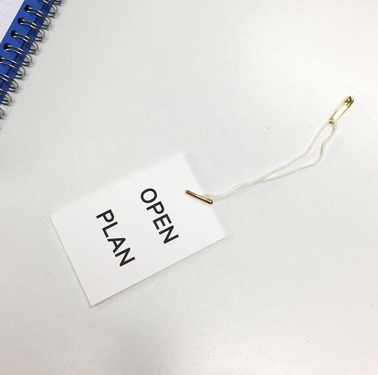 Cotton yarns and metal pin