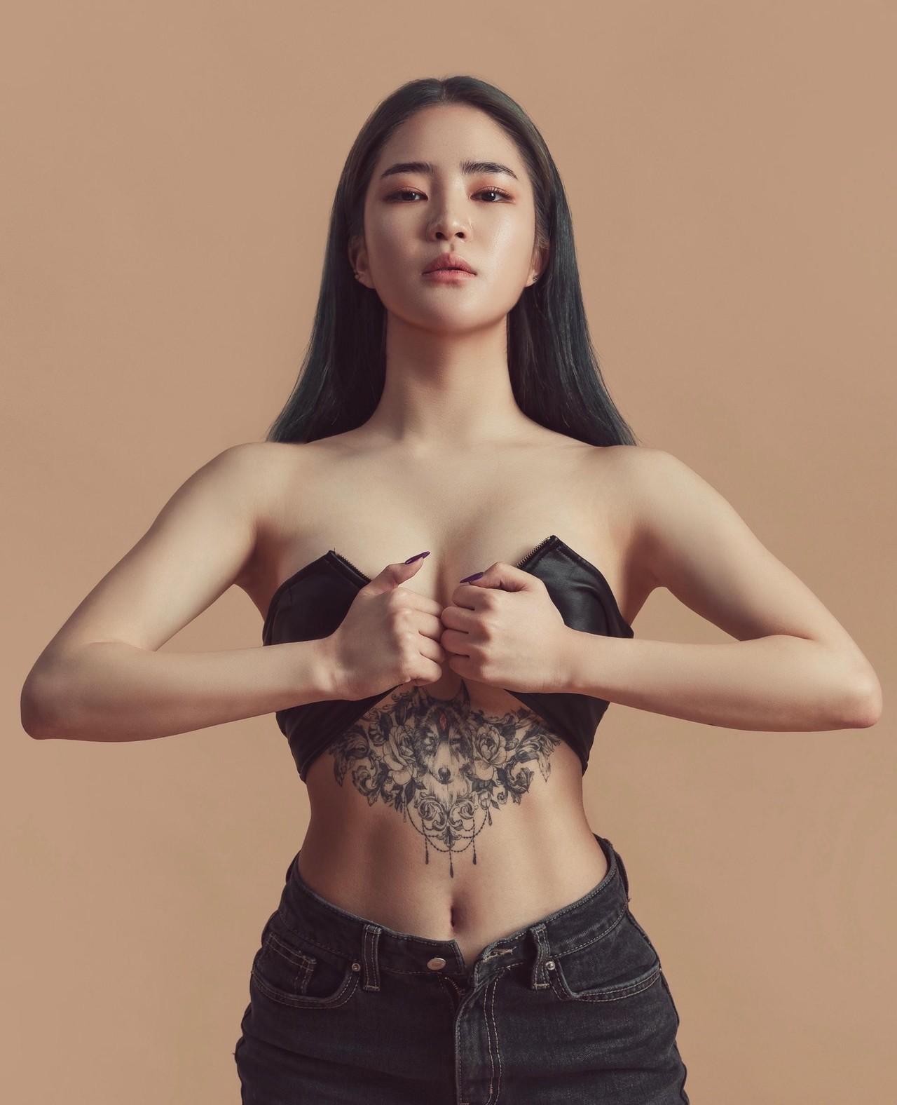 김하정 하찌 HAZZI<br>1997<br>162 32-24-35 235