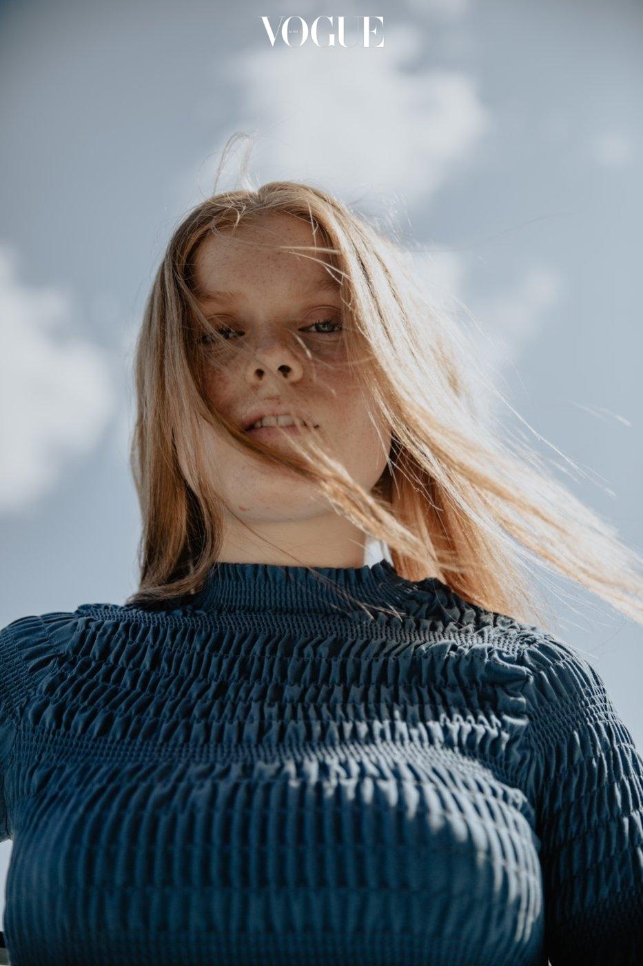 At Helsinki Fashion Week 2019