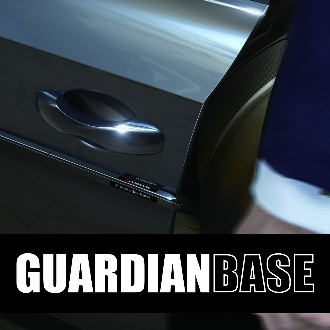 도어가드 장착(GP-01)<br /> Car Door Guard Installation
