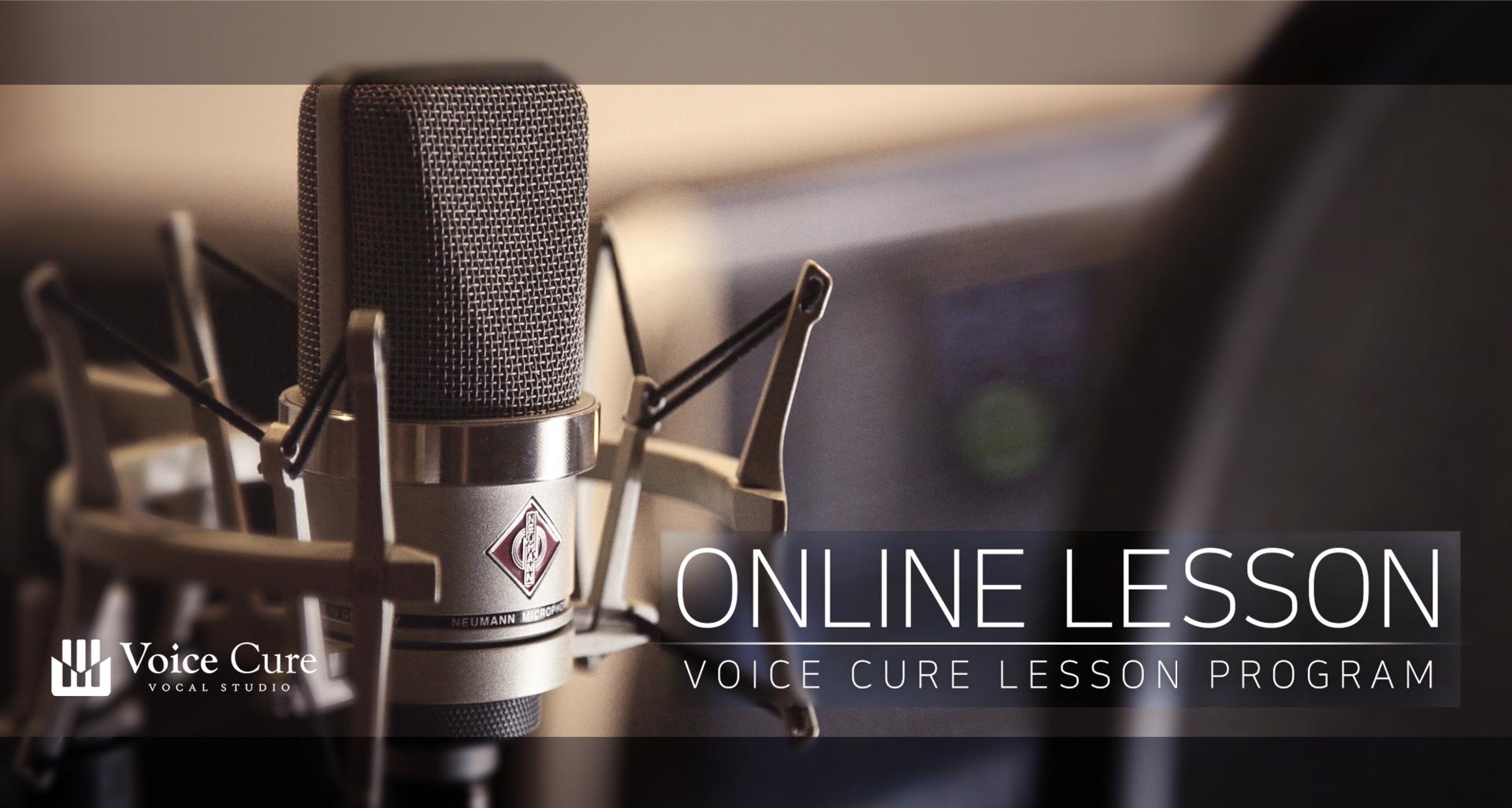 보이스큐어 온라인 보컬 트레이닝 보컬 레슨 Vocal online lessons