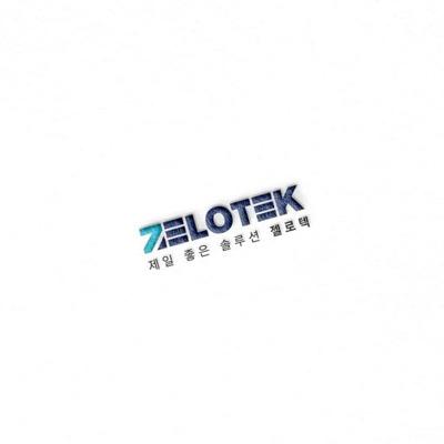 ZELOTEK 젤로텍 로고 디자인