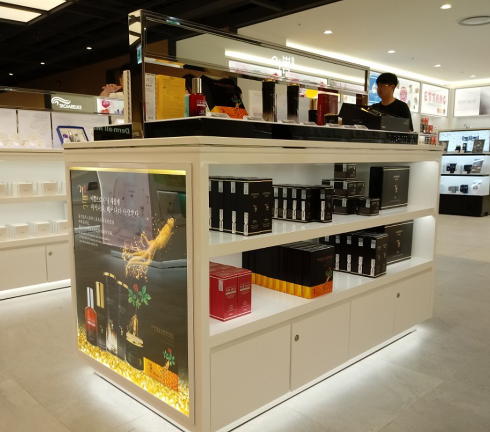 SINSEGAE Department Store Duty Free EBBM Shop