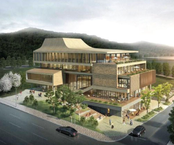 Seoul ASEA Culture Center