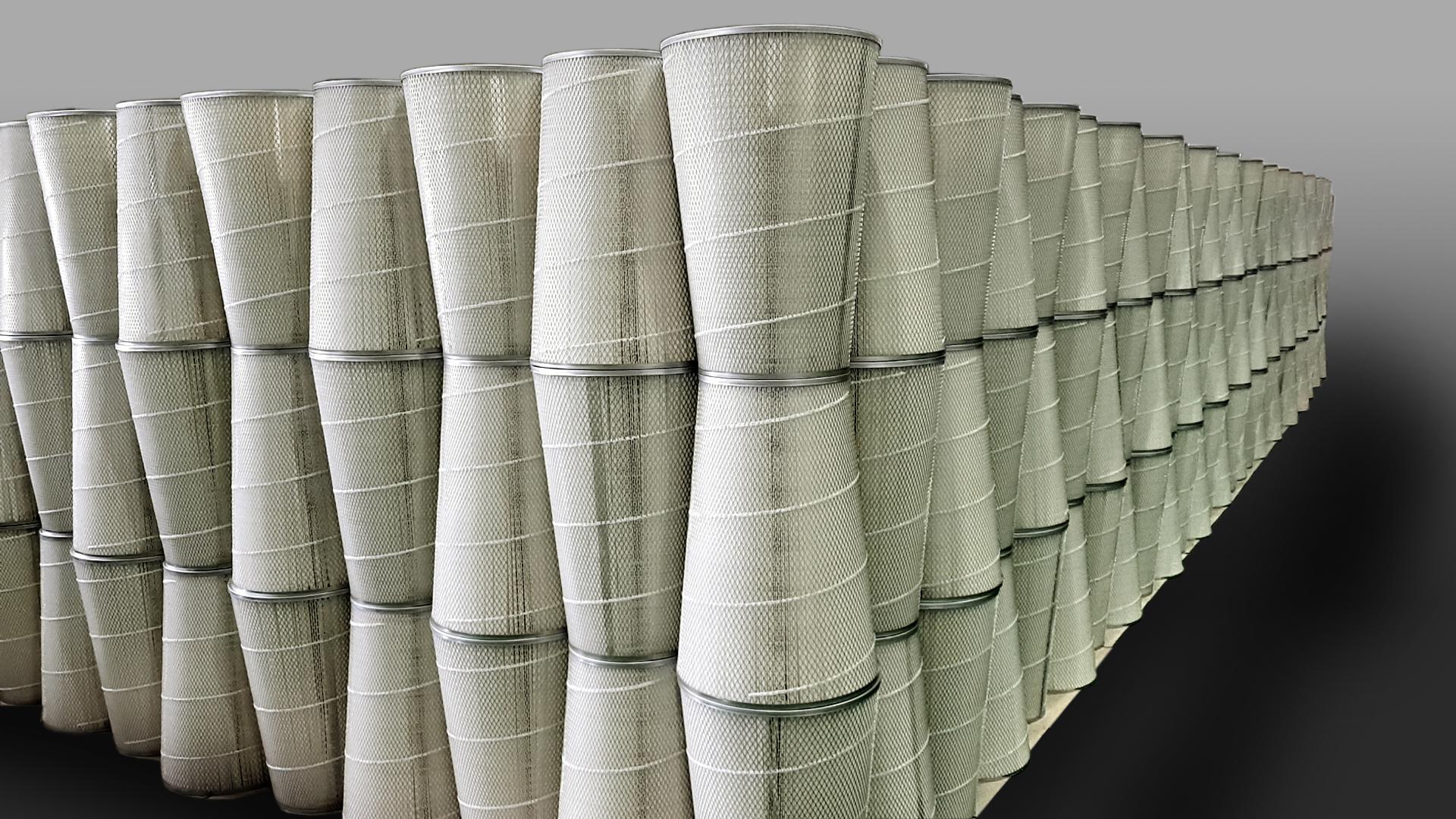 Gas Turbine Inlet Air Filter