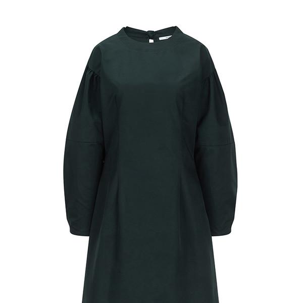Angie Ribbon Dress [Green]