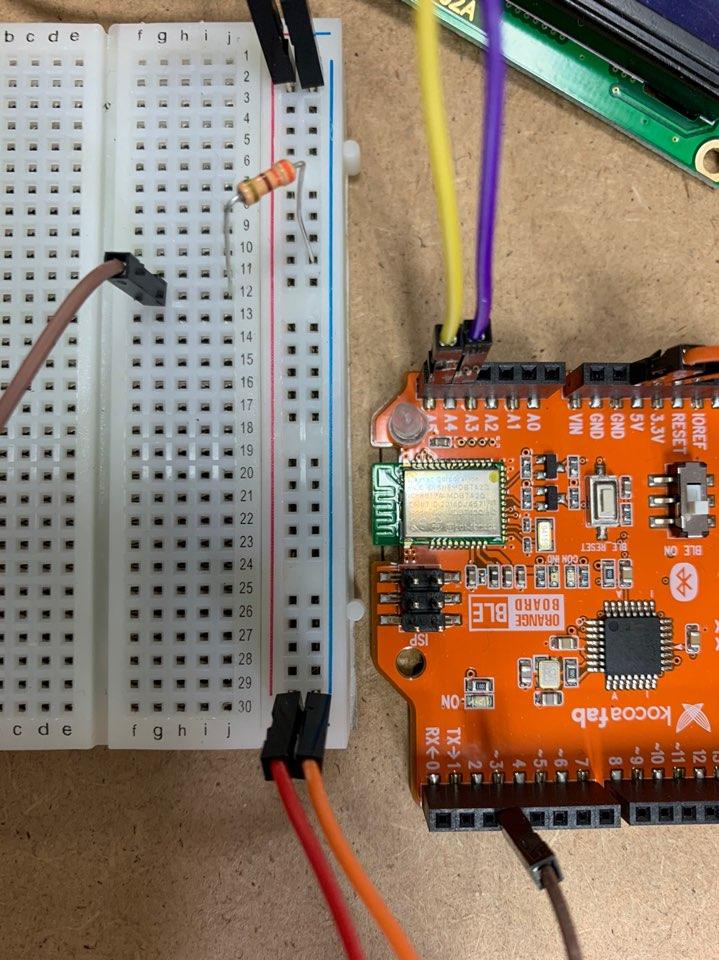 """""""따릉이VR"""" arduino bluetooth module"""