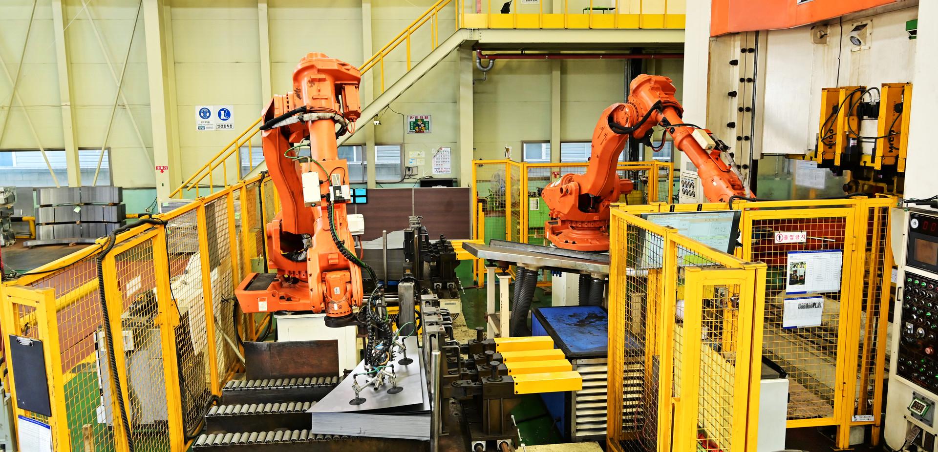 자동차부품 개발 및 제조