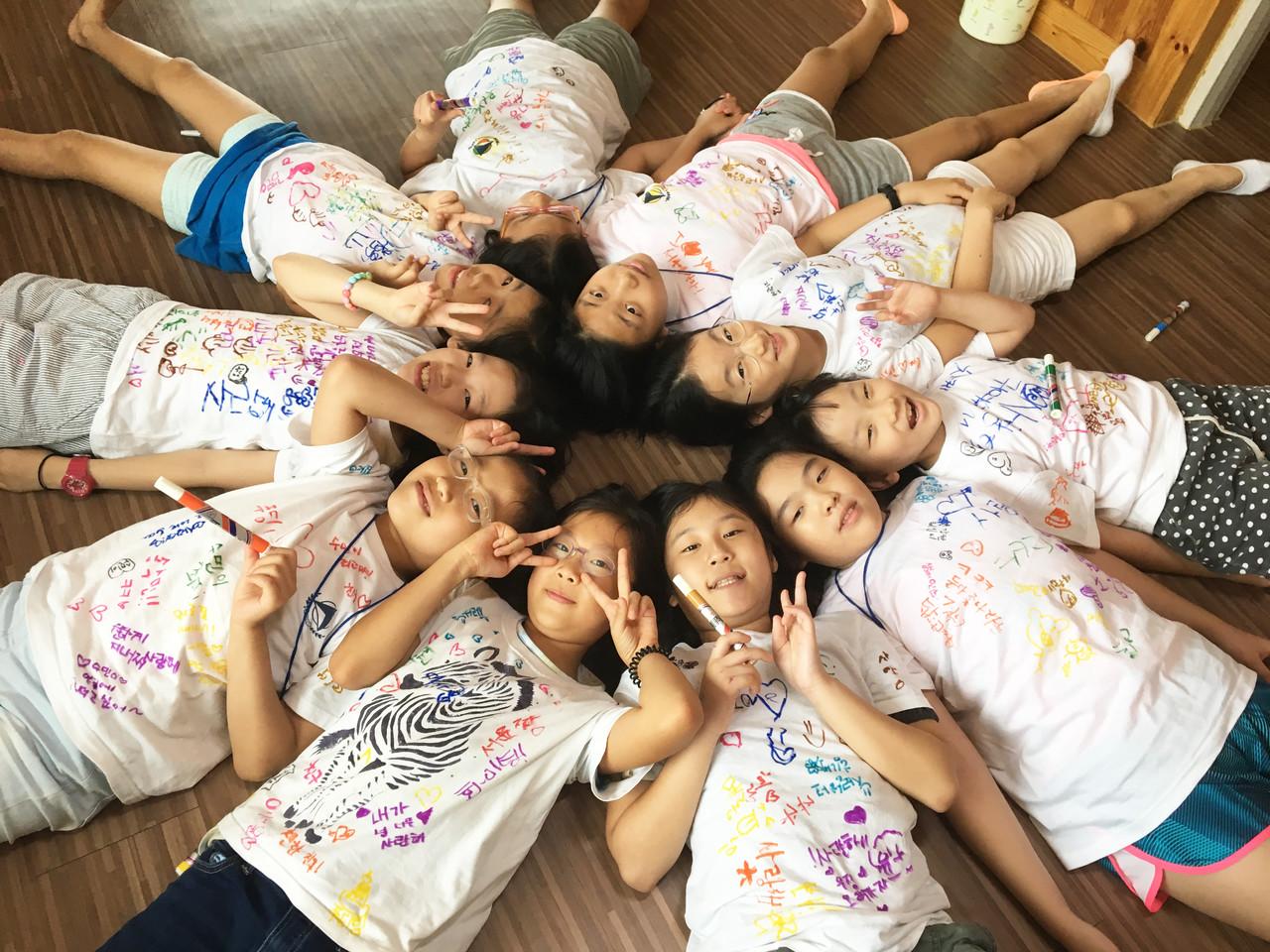 또래끼리맞춤교육 중 활동사진