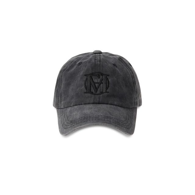 xHM WASHED CAP