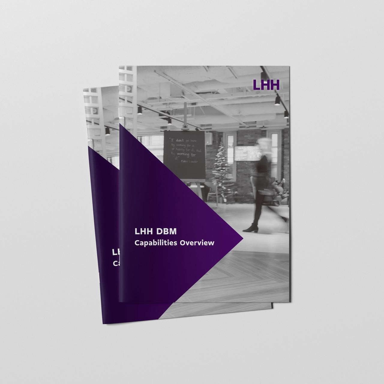 LHH DBM Capabilites Overview - LHH KOREA