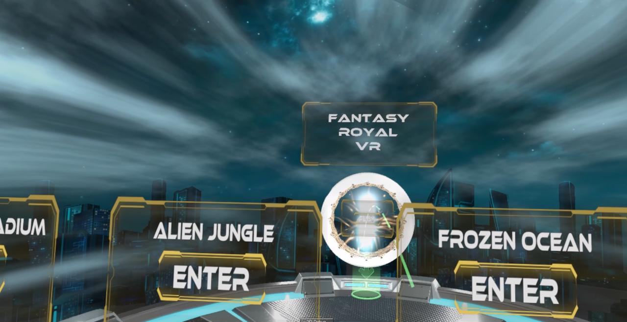 판타지 로얄  VR
