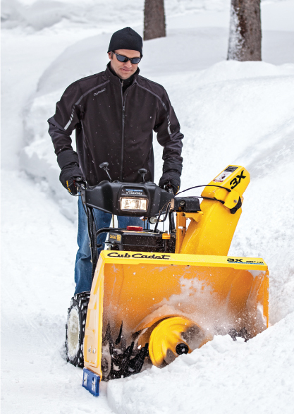 <strong>CUB CADET</strong>