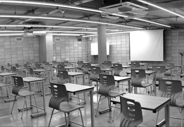 50인 규모의 넉넉한 교육공간과 합정역 도보 3분 거리