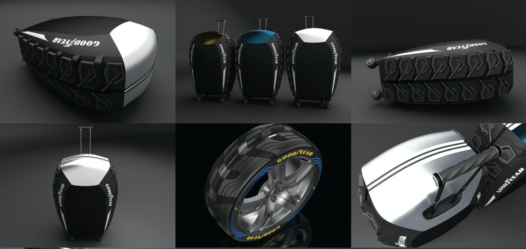 """<div style=""""text-align:middle; color:#000;""""><span style=""""padding-right:8px;"""">▲</span>  Goodyear's carrier proposal</div>"""
