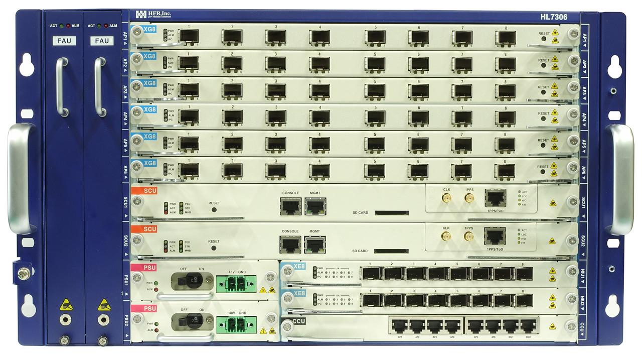 Beyond 10G 서비스 수용 xPON OLT 시스템