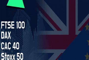 영국-EU 무역협상·미국 부양책 지켜보며 혼조세