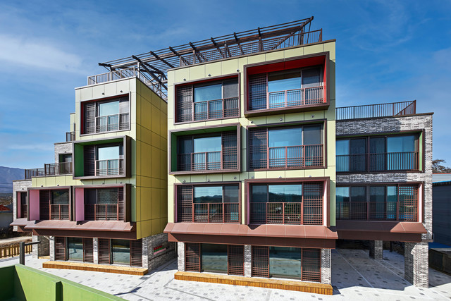 LH Goseong Senior Housing 2020