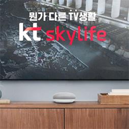 KT Skylife TV