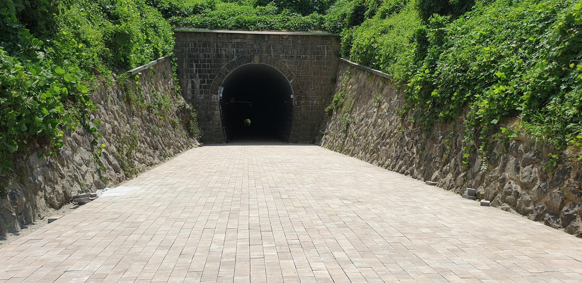 김해시 마사터널