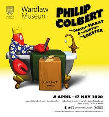 필립콜버트 전시회 포스터