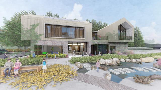 Jungnang-gu Environmental Education Center