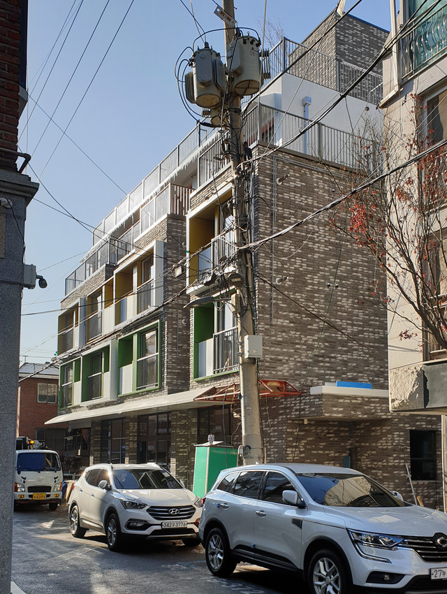 LH Banghak-dong Senior Housing