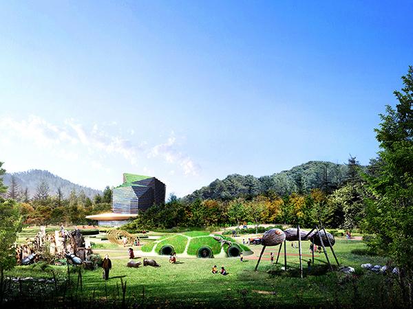 백두대간고산수목원