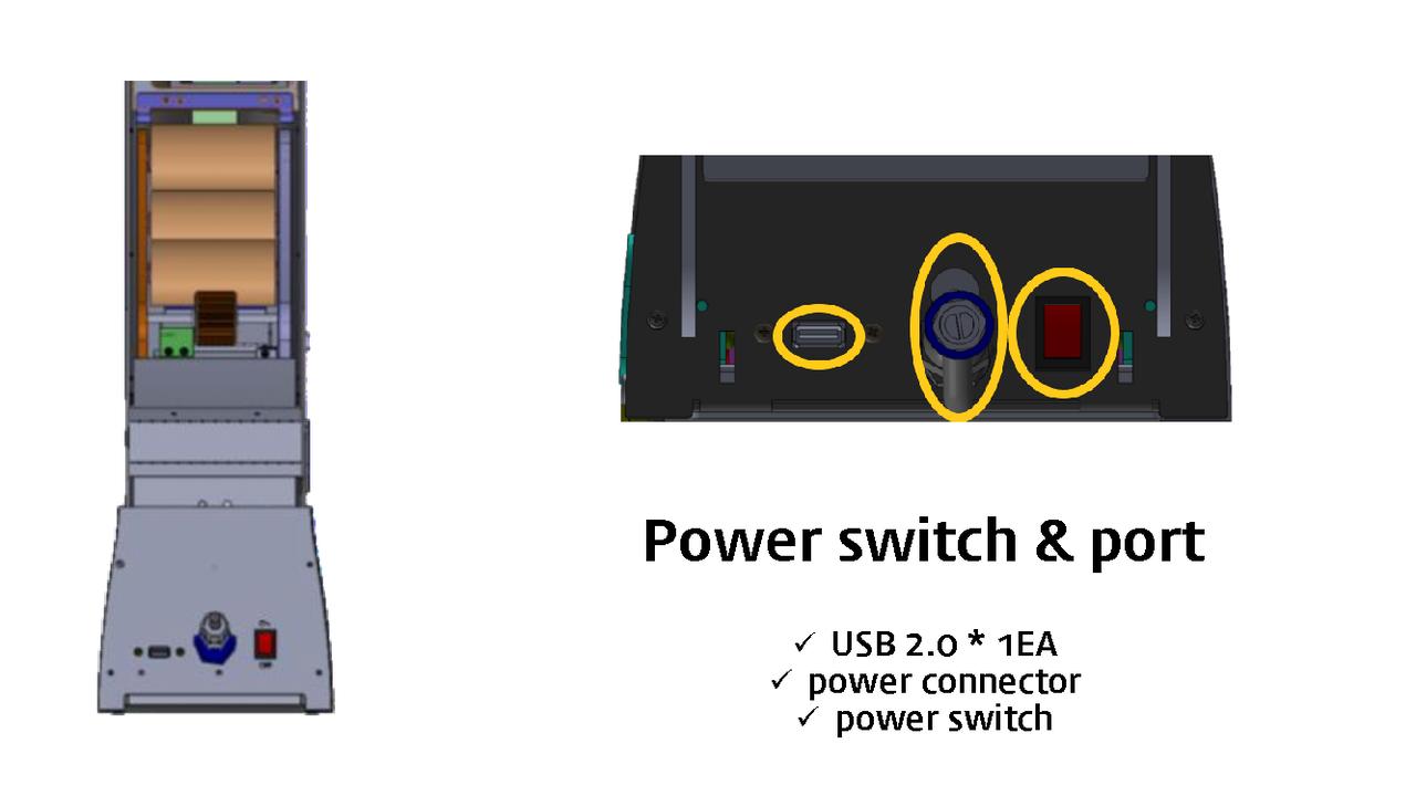 weclean power switch