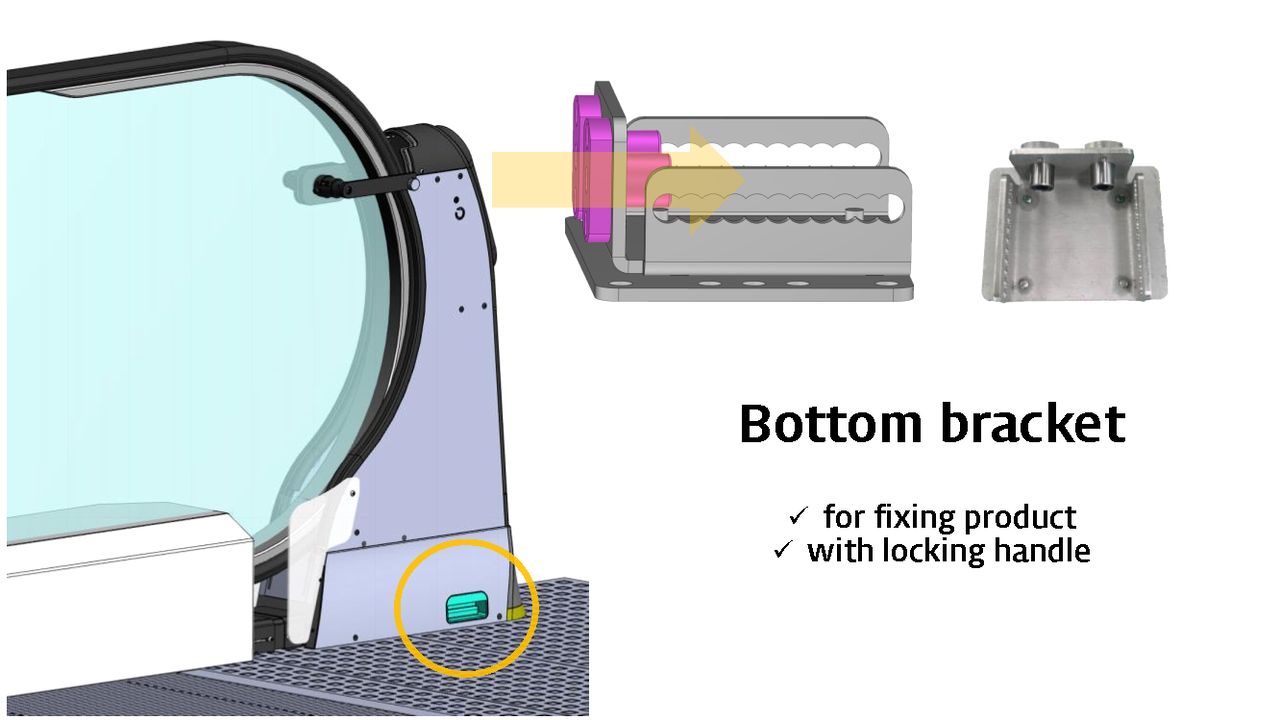 weclean install : bottom bracket