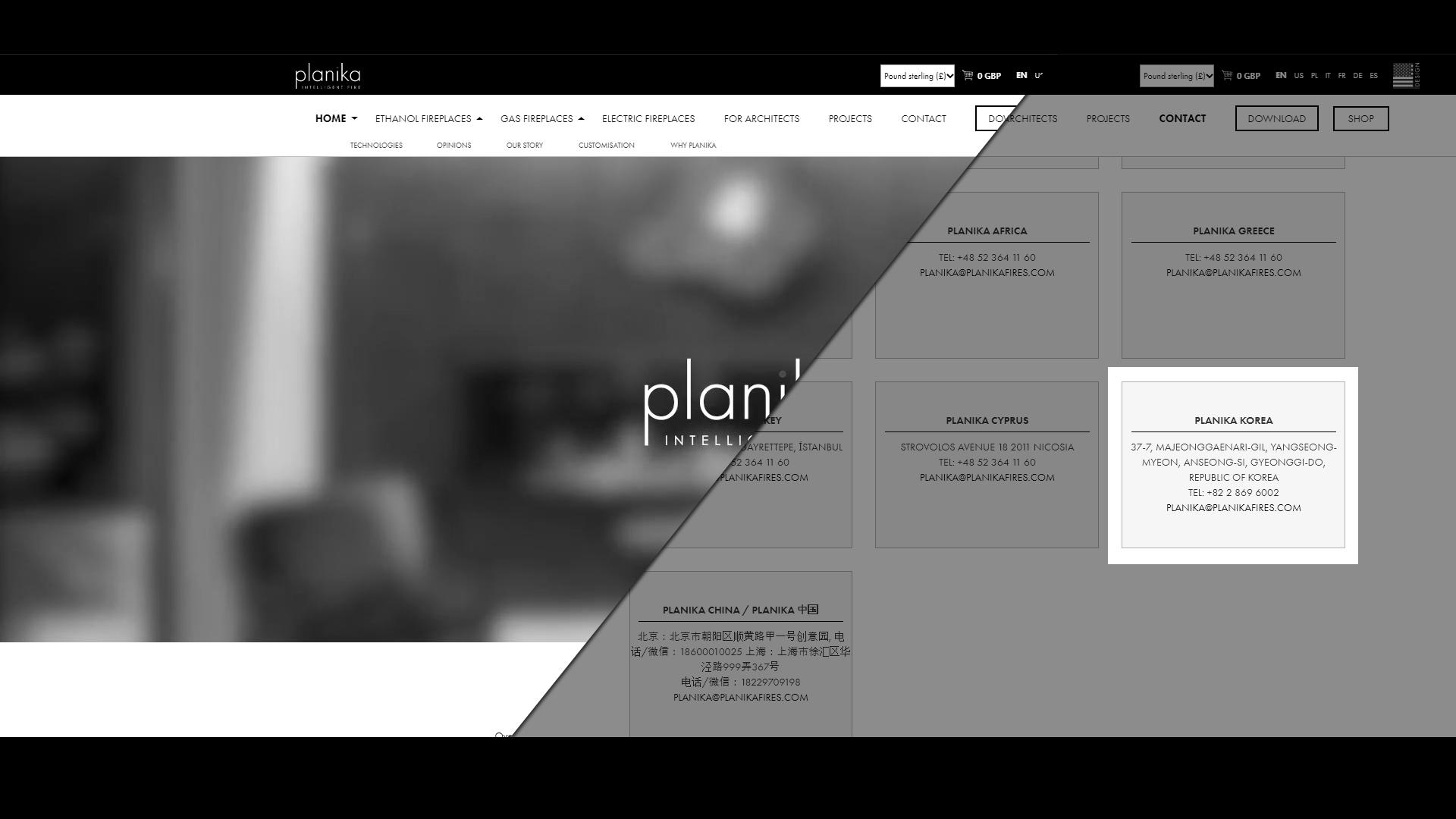 """<span style=""""font-size:10pt;"""">PLNAIKA 본사 홈페이지 https://www.planikafires.com/contact</span>"""