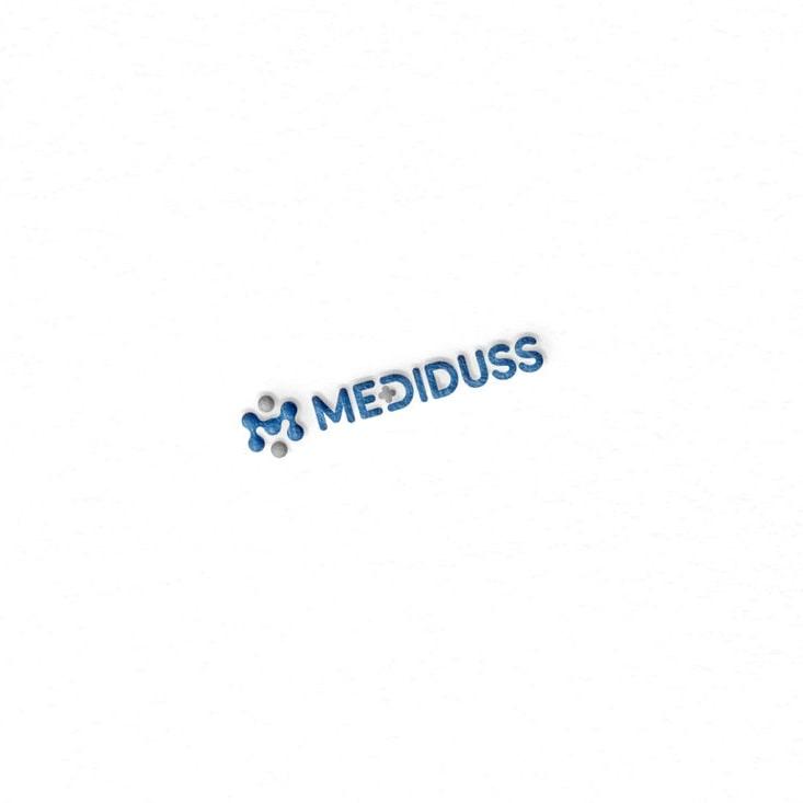 MEDIDUSS 메디더스 로고 디자인