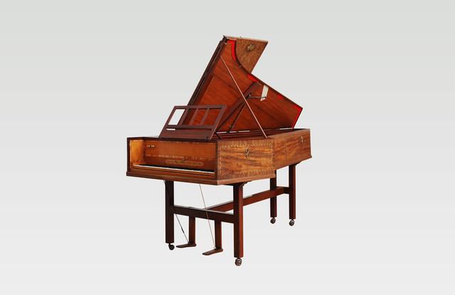 Harpsichord by Kirckman