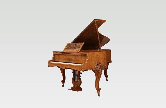 Rococo Style, Louis XV, Erard Grand Piano