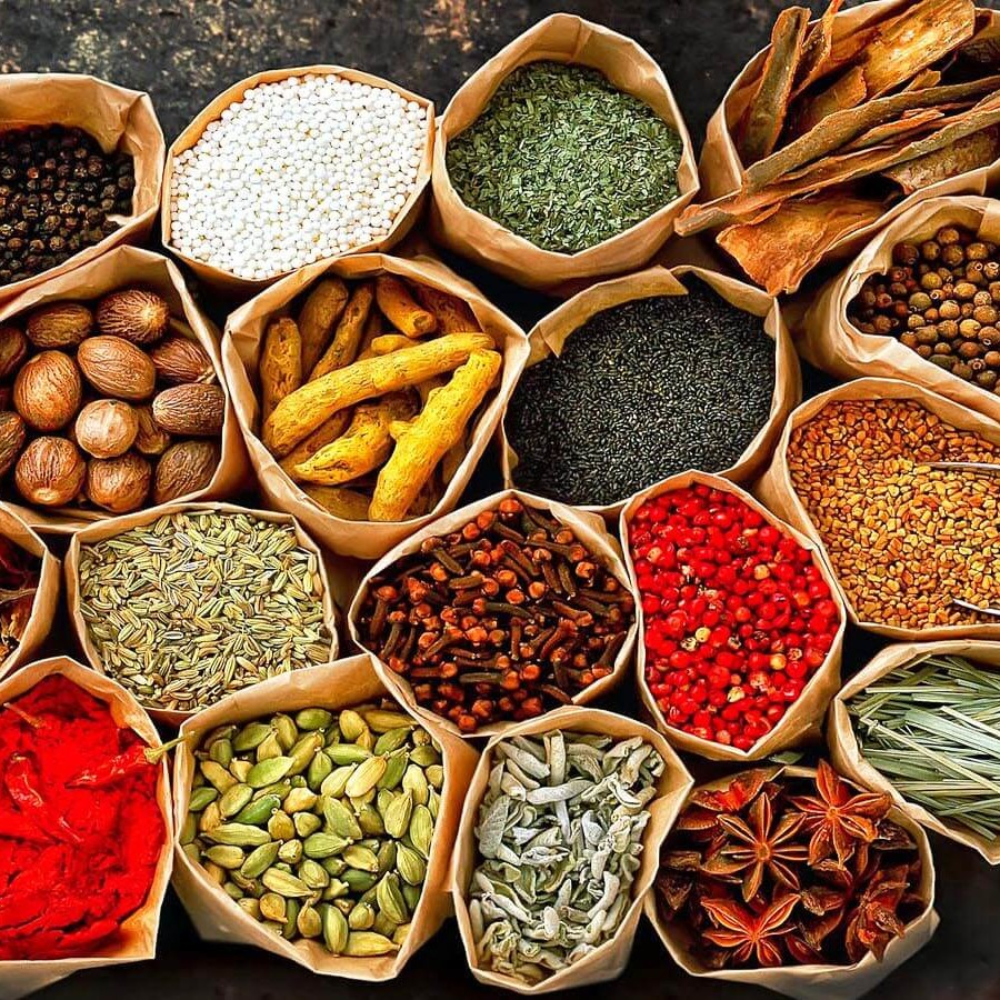 <b><font size=3>Spices&SEEDS</font></b>