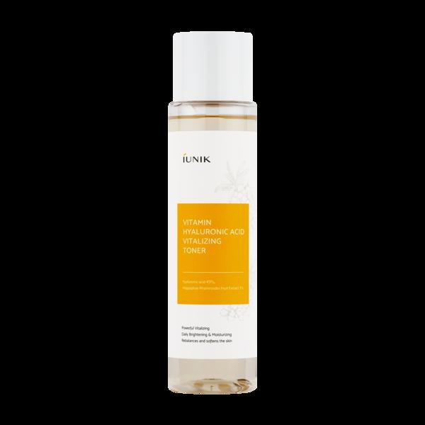 iUNIK] Vitamin Hyaluronic Acid Vitalizing Toner 200ml : iUNIK