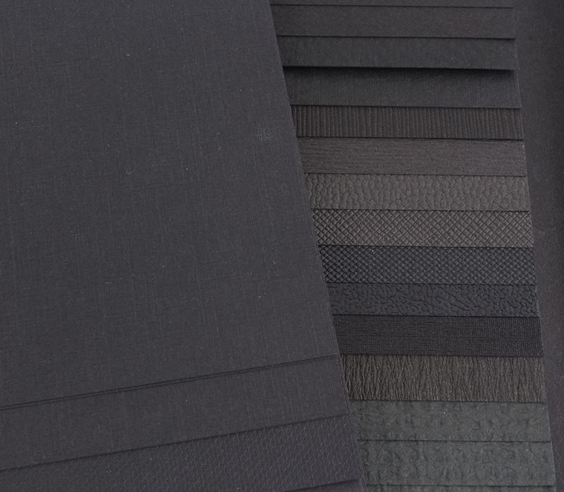 흑지<p>특별한 디자인 없이도 고급스러운 흑지