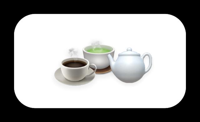 상쾌한 시작을 돕는 Coffee&Tea