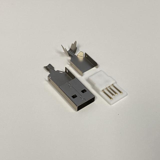 타이니그램 커스텀 케이블 - USB A 타입 커넥터 (Tinygram Custom Cables - USB Type-A Connector)