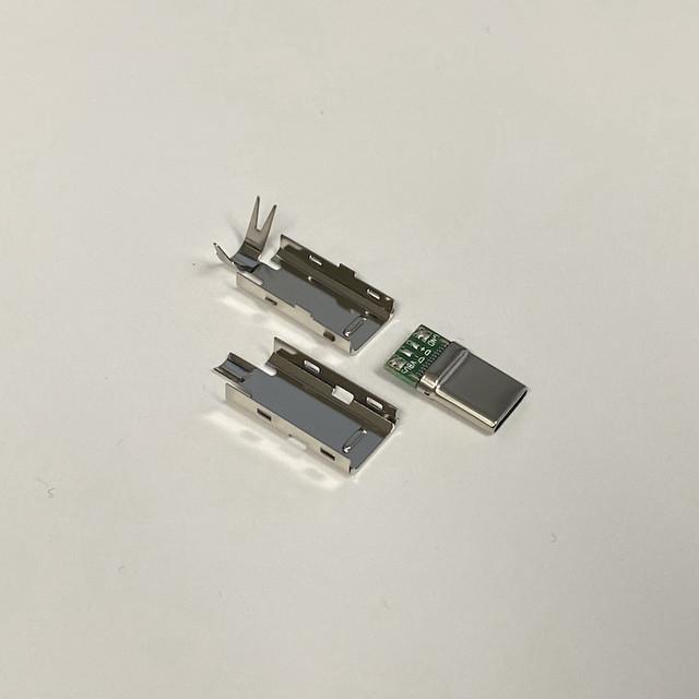 타이니그램 커스텀 케이블 - USB C 타입 커넥터 (Tinygram Custom Cables - USB Type-C Connector)