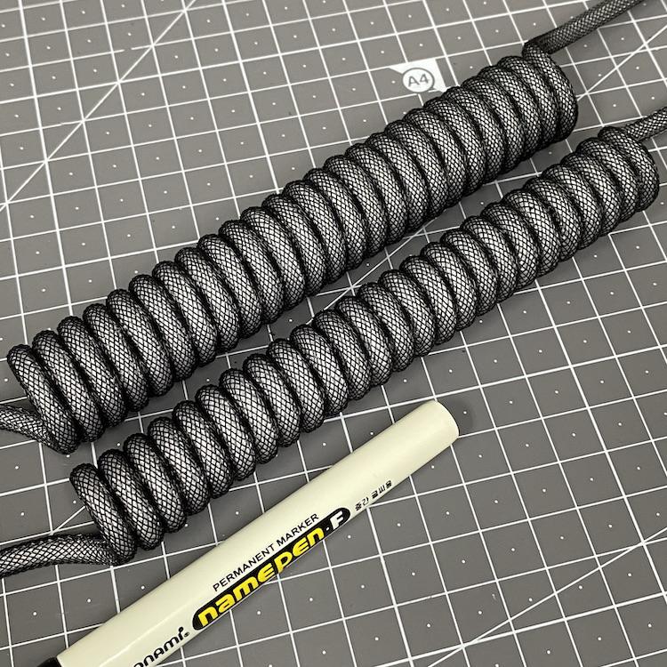 타이니그램 커스텀 케이블 - 코일 사이즈 (Tinygram Custom Cables - Coil Size)