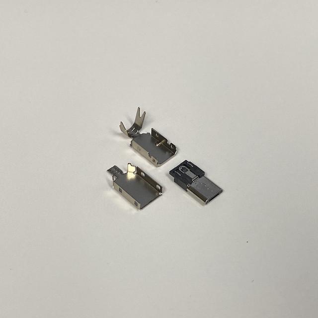 타이니그램 커스텀 케이블 - USB 마이크로-B 타입 커넥터 (Tinygram Custom Cables - USB Micro-B Type Connector)