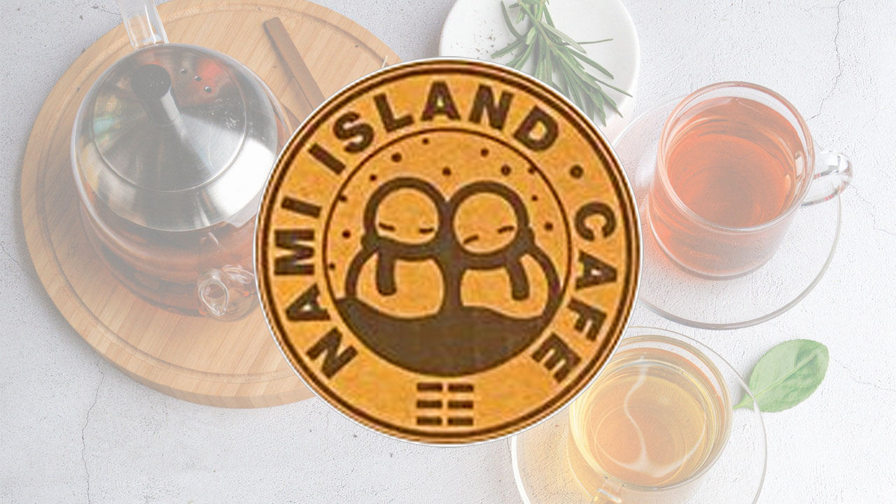 다채로운 시그니처 메뉴와 아일랜드뷰를 느낄 수 있는  남이섬 까페를 소개합니다.